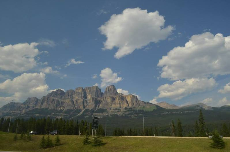 Canada, beautiful and big in equal measure.